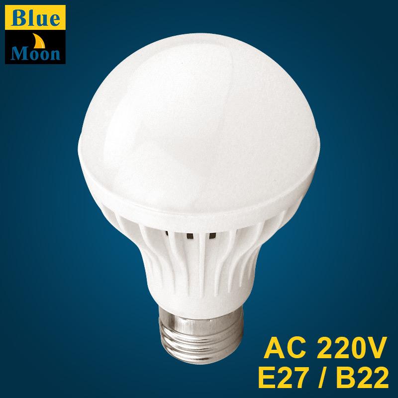 Wholesale 5730 SMD E27 B22 Led Light Bulb 3W 5W 7W 9W 12W 15W 18W LED Lamp 110V 127v Cold Warm White Led Spotlight Lamps<br><br>Aliexpress