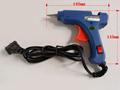 87 14 1Pcs Heating Hot Melt Glue Gun 20W Crafts Album Repair D 7mm diy tool