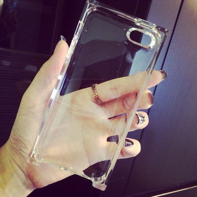 2014 Luxury Soft Silicone Ice Cube Shockproof TPU Cases Apple iphone 6 case 4.7inch phone capa celular,1 - BEIJING WuYue Electronics Technology Group Co., Ltd. store