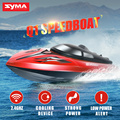 SYMA Brand New Arrival 2 4G RC Boat Q1 Q2 Boat Infinitely Variable Speeds High Speed