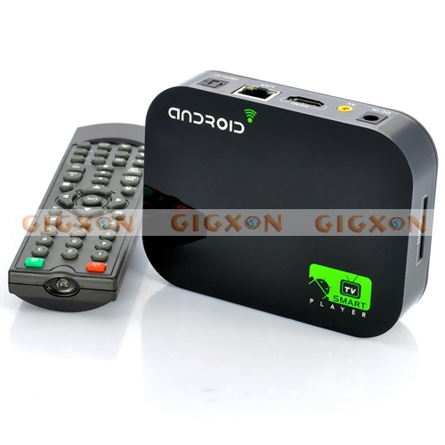 HD 1080P Cortex A8 Android 4.0 Player TV Box Wifi HDMI(China (Mainland))