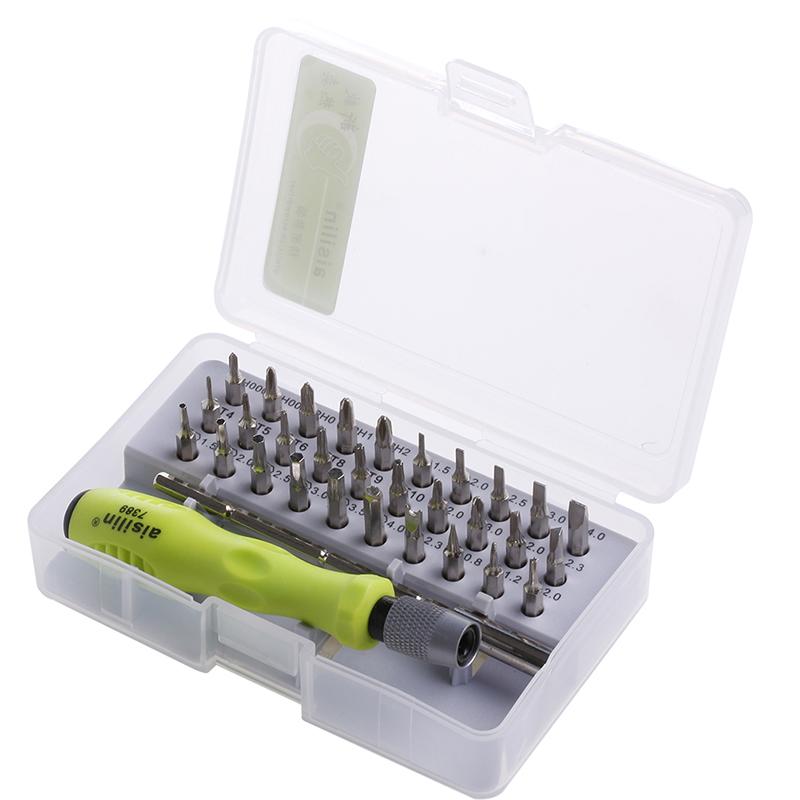 buy 32 in1 torx precision screwdriver set for mobile phone l. Black Bedroom Furniture Sets. Home Design Ideas