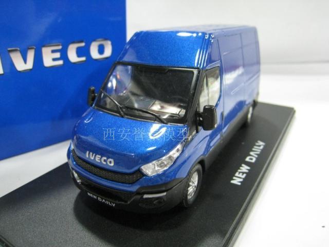 Здесь можно купить  ELIGOR 1/43 IVECO NEW DAILY Iveco van tool car alloy models  Игрушки и Хобби