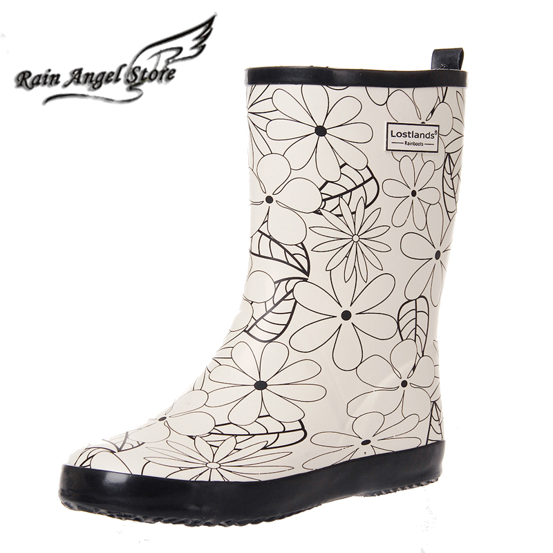 Wonderful The Kamik Womens Jennifer Rain Boot Is A Waterproof Midcalf Rain Boot With A Wingtip Foot And Logoed Shield At The Shaft The Buckle At The Calf Of The Boot Is Adjustable The Insole Is Removable The Lug Sole Will Keep You Steady On
