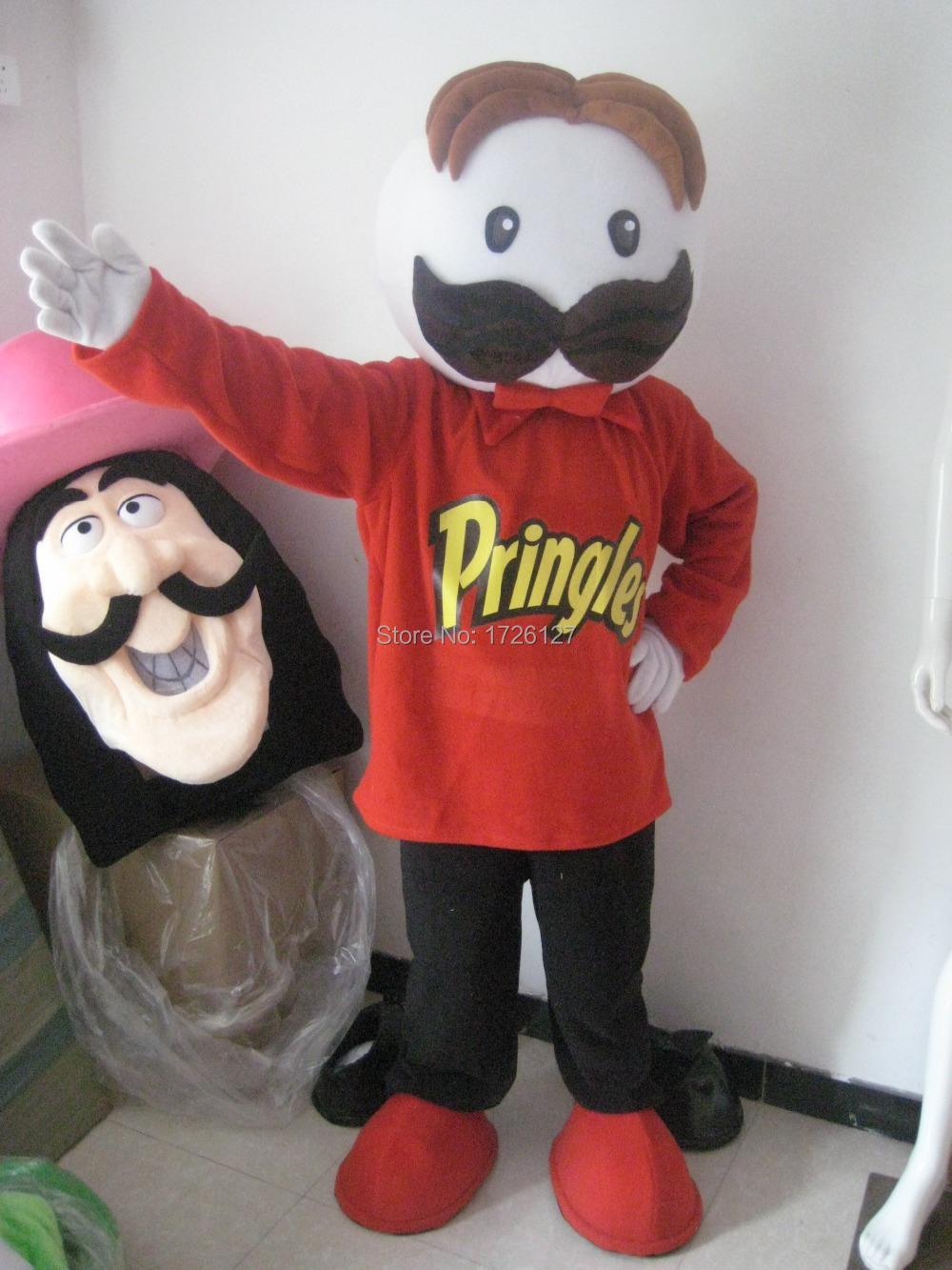 Pringles chips Mascot Costume custom fancy costume anime cosplay kit mascotte theme fancy dress carnival costumeОдежда и ак�е��уары<br><br><br>Aliexpress