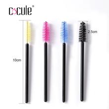 Designer 1 Pc Professional Eye Brushes Eyeshadow Foundation Pencil Brush Makeup Tool Cosmetic Brushes 4 Colors