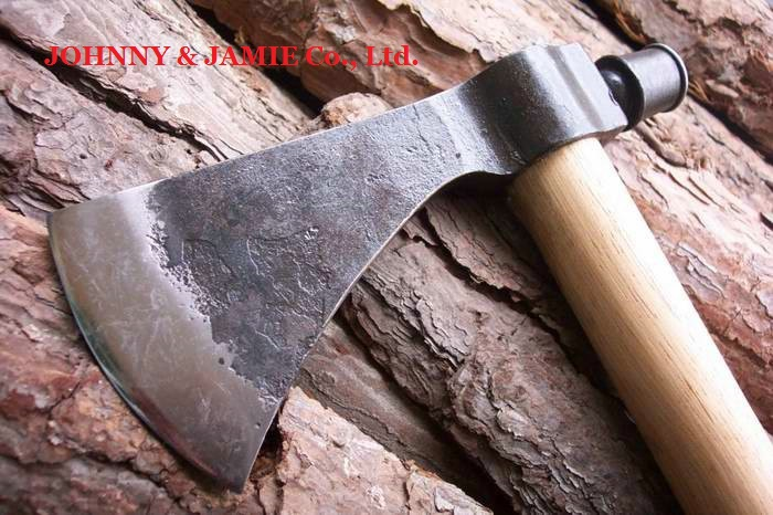 Handmade Tactical Tomahawk Axe Wilderness Survival Hand Axe Tool Forged blade Outdoor Camping Hunting Hatchet Fire Axe Hatchet(China (Mainland))