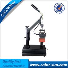 Manual Baseball Cap Heat Transfer Press Hat Sublimation Machine with high quality(China (Mainland))
