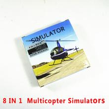 Aeromodelismo RC Multicopter Simulators For RealFlight G3 G4  XTR AeroFLY FMS  PhoenixRC 5.0 Helicopter Quadcopter(China (Mainland))
