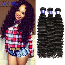 Cheap Malysian Deep Wave Virgin Hair 8a Grade Virgin Unprocessed Human Hair 3 Bundle Deals New Star Hair Company Sale Promotion