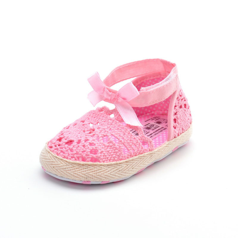 1 Pair Cotton Fabric Baby Shoes Infant Boys Girls Cute Comfortable Antislip Soft Bottom Sneakers First Walkers Leisure Canvas(China (Mainland))