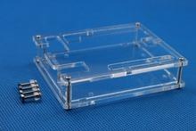 One set Transparent Box Case Shell for Arduino UNO R3(China (Mainland))