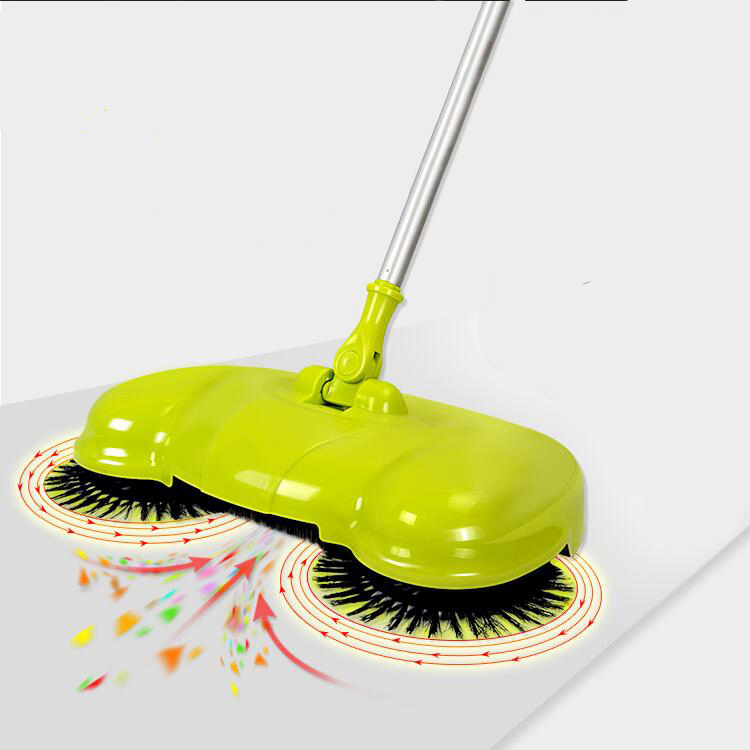 Home Cleaning Toolswireless Handheld Sweeper Broom Mops 360 Degree Rotatable Cleaner for home Hard Floors Dust Cleaner(China (Mainland))