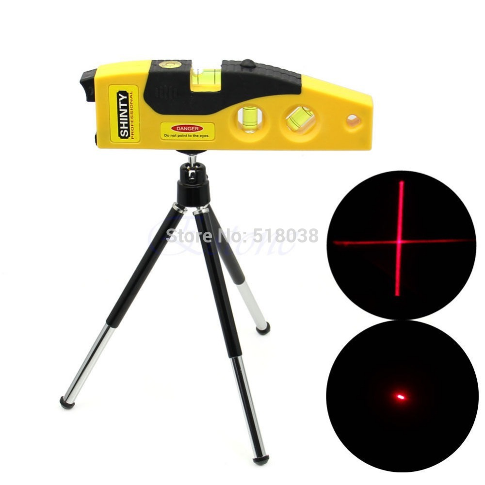 A25 newest 160degree Mini Line Laser Level Marker TD9B Laser Range with Adjustable Tripod Free Shipping<br><br>Aliexpress