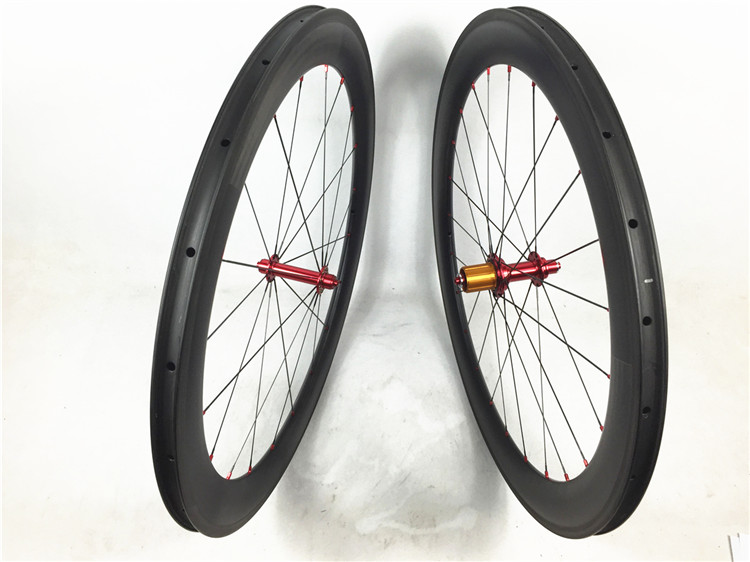 Custom chinese ruote carbonio carbon clincher 60mm 25mm wheels 700c with ED hub(China (Mainland))