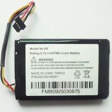 6027A0106201 R2 TomTom GPS 3.7V 1100mAh navigator Amagatarai Tianyu battery(China (Mainland))