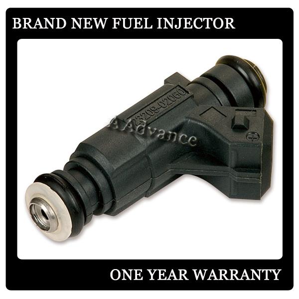 VW FOX 4 Holes fuel injector parts oem 0280155870/0 280 155 70/23209-02060(China (Mainland))