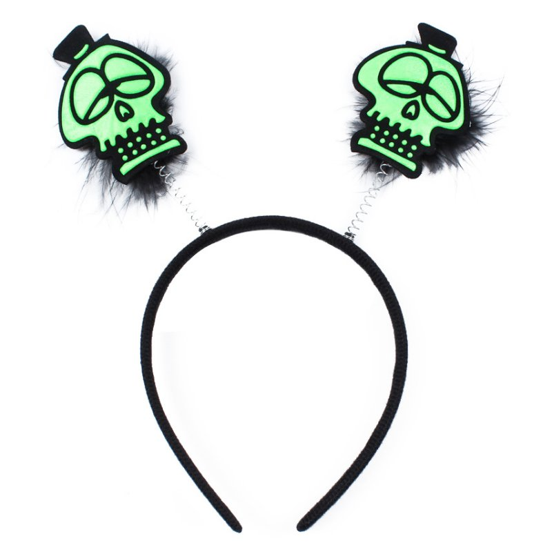 skull hair accessories promotionshop for promotional