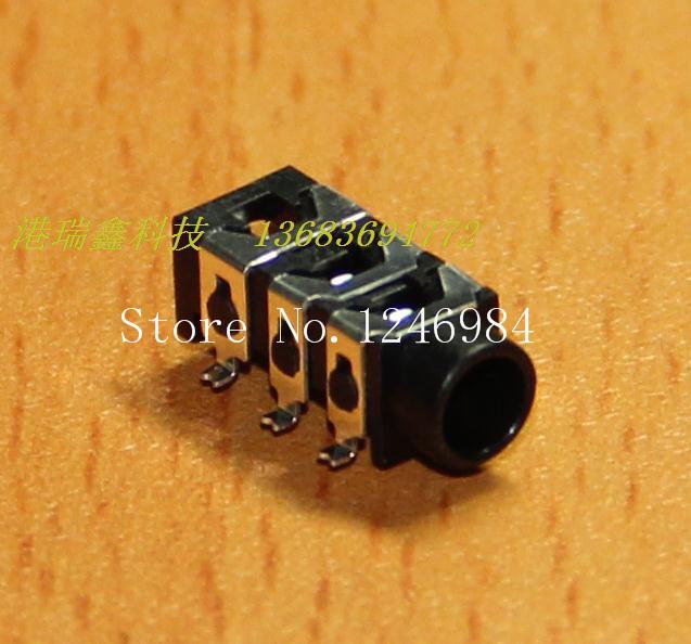 [SA]Two-channel stereo headphone jack SMD surface mount socket ST-019 Hong Kong Ruixin Earphone Jack--200pcs/lot<br><br>Aliexpress
