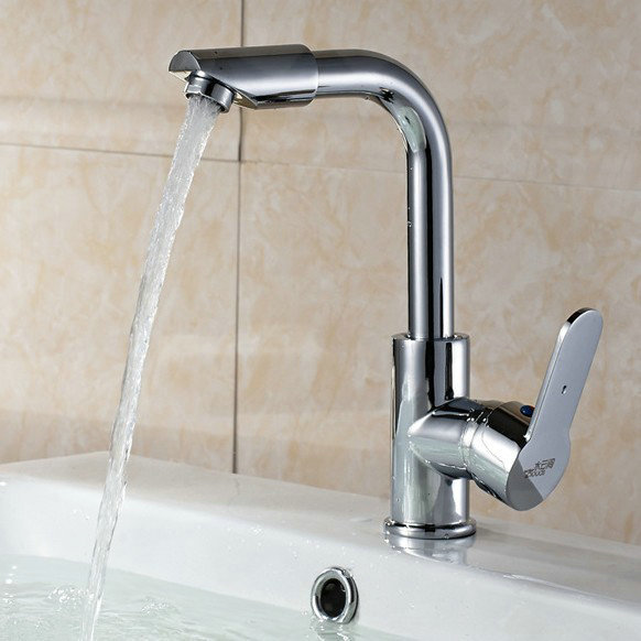 bathroom tap hot cold faucet waterfall glass wall faucet two handle mixer basin faucets led water faucet LMP-59(China (Mainland))