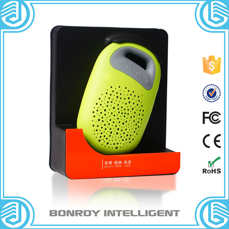 Professional wireless portable loudspeaker music speaker out bluetooth speaker with mic(China (Mainland))