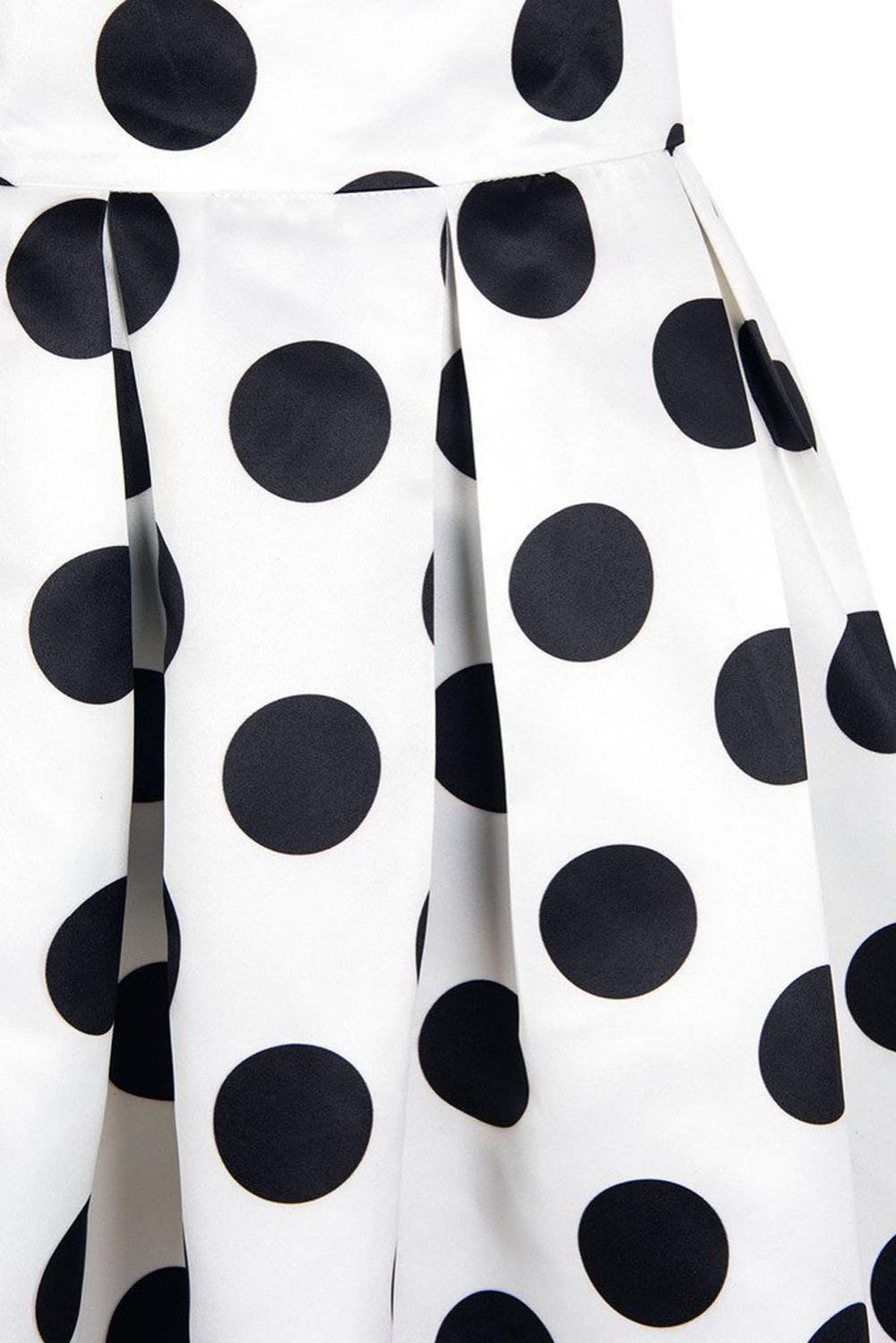 High-Waist-Polka-Dot-Print-Pleated-Maxi-Skirt-LC65019-1-8
