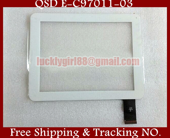 """9.7"""" Prestigio Tablet Touch Screen Panel Digma IDS D10 3G Tablet QSD E-C97011-04 Touch Panel Digitizer Glass Sensor Replacement(China (Mainland))"""