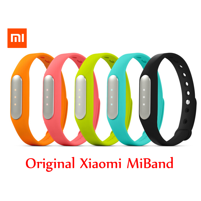 IN STOCK 100% Original Xiaomi Mi Band Smart Miband...