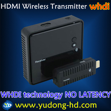Wireless HDMI extender WHDI Technology Wireless HDMI deliver Transmitter and Receiver Wireless HDMI Transmission System(China (Mainland))