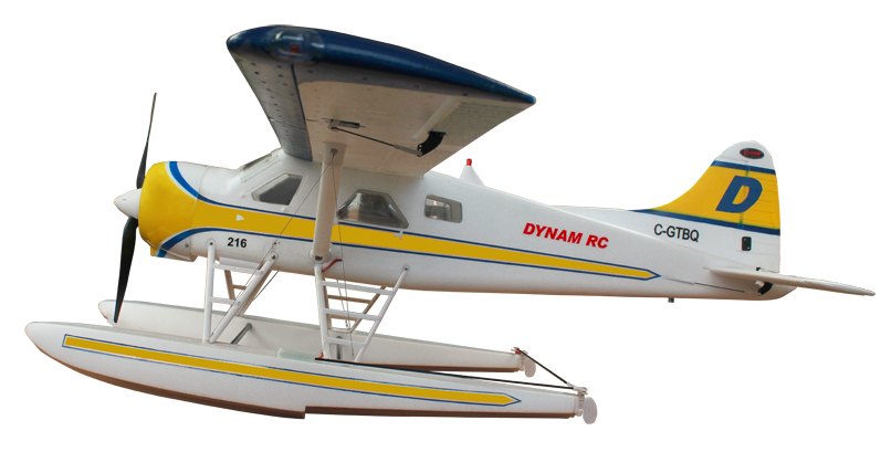 Dynam Beaver DHC-2 rc seaplane model PNP(China (Mainland))