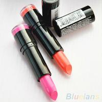 яркие сливочный чисто Обнаженная губы макияж основные косметические раунд увлажняющая губная помада