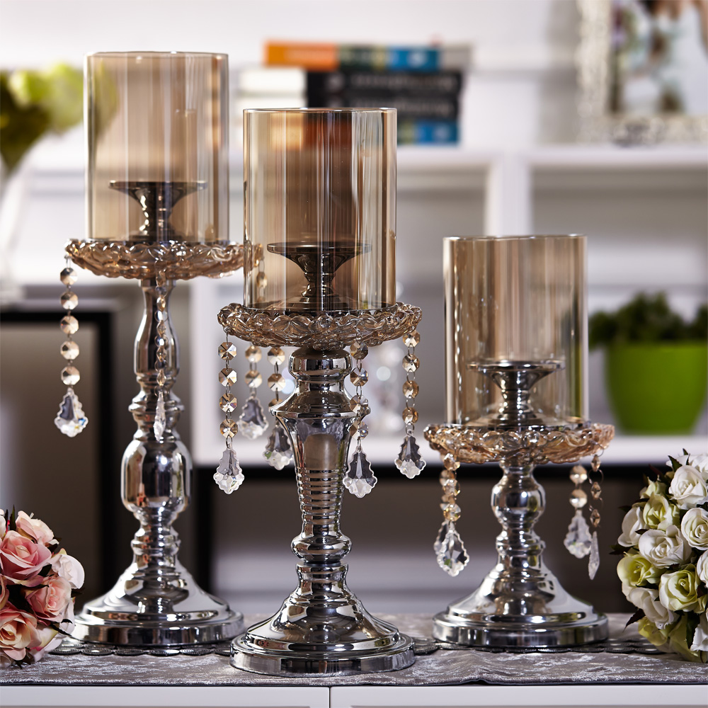New classical fashion home accessories crystal quality - Mousse decoration florale ...