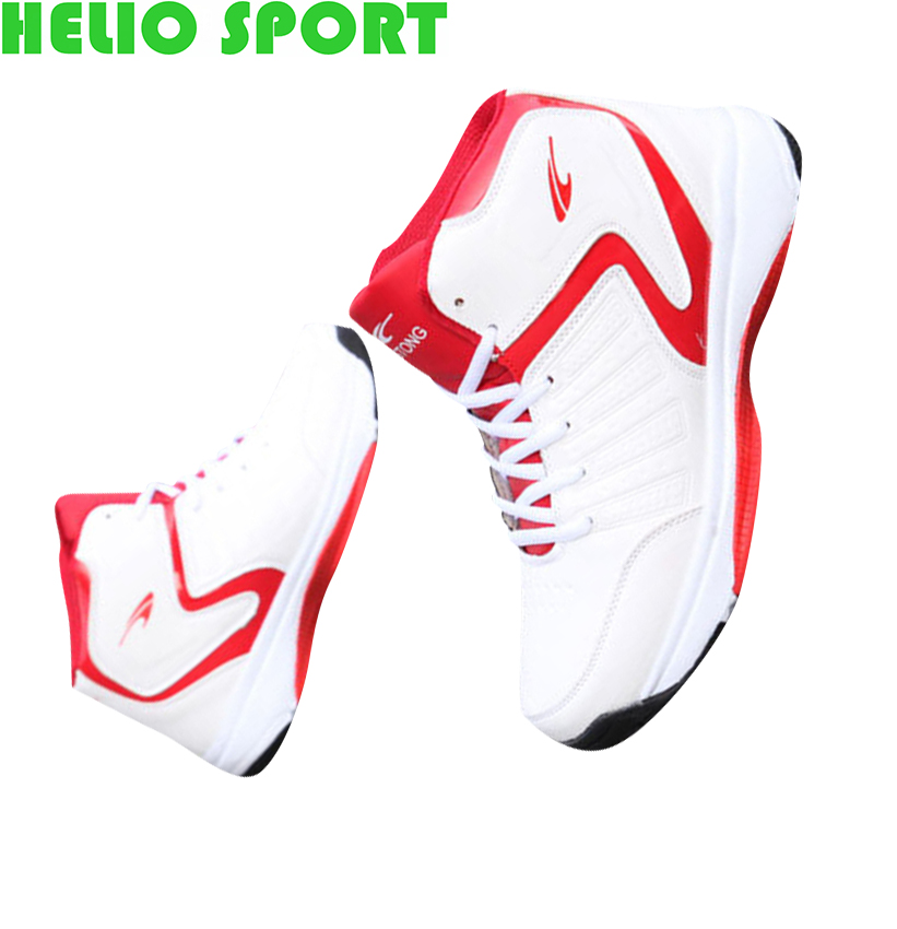 outdoor sport men women basketball shoes high top sports boots ultra light breathable basket ball sneakers trainers shoes 216d(China (Mainland))
