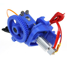 2pcs Reprap 3d printer kit metal J-Head extruder GT4 with Stepper Motor Nema17 0.3/0.35/0.4/0.5mm e3d nozzle 1.75/3mm filament