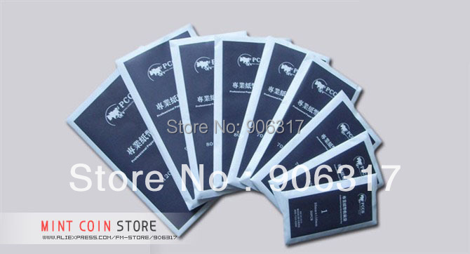 Item 5 Banknote sleeve bill/ currency paper money protect OPP bag 50pcs/pack--70*170mm(China (Mainland))