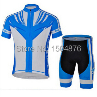 Fashion men short sleeved Summer Shorts suit jacket Jersey bike Air bicycle recycling ventilation dry outdoor cycling clothing(China (Mainland))