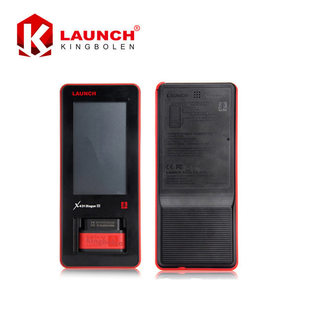 2016 Global Version Launch X431 Diagun III Universal Full System Car Diagnostic Scan Tool Free Online Update Launch Diagun 3