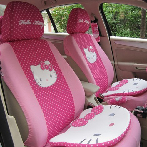 Achetez en gros hellokitty voitures en ligne des for Housse de voiture hello kitty