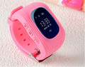 Free Shipping Q50 GPS smart watch for children GSM GPS LBS location SOS kidizoom smart golf