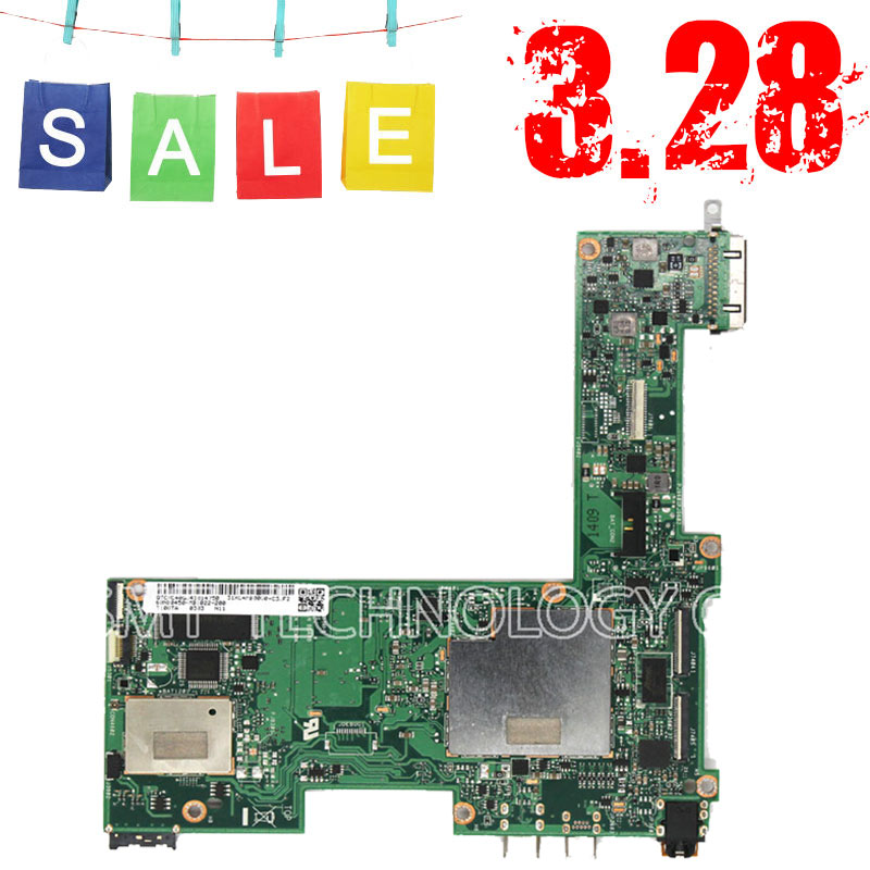 For Asus Transformer Book T100TA Mainboard Quad Core Z3740 Processor PC Tablet Motherboard 32GB Atom 1.33Ghz CPU 60NB0450-MB1070(China (Mainland))