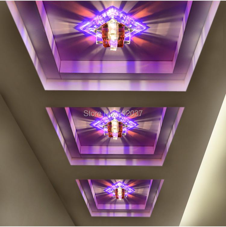 Lamparas de techo luminaria de teto beleuchtung led modern - Lamparas solares de led ...