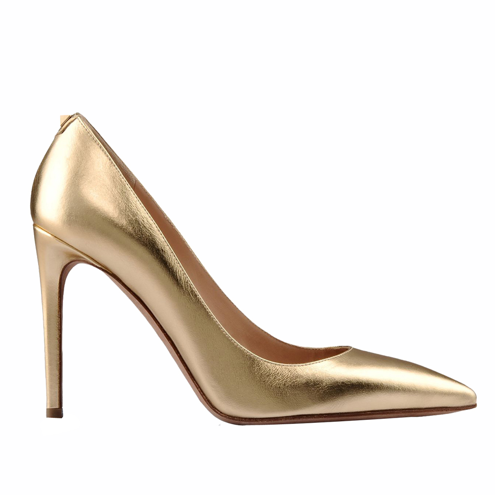 Fashion leisure  women pumps  pointed toe high heels shoes woman elegant  Plus size mircrofiber material can be customized<br><br>Aliexpress