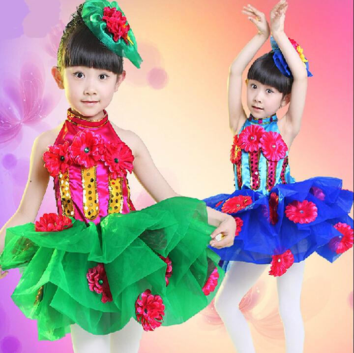 Детские костюмы для танцев своими руками