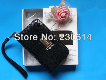 High Quality Luxury Classic Fashion Leather Michael Handbags Women Bags Wallet Purse Case For Iphone 4 4S 4G 5 5G