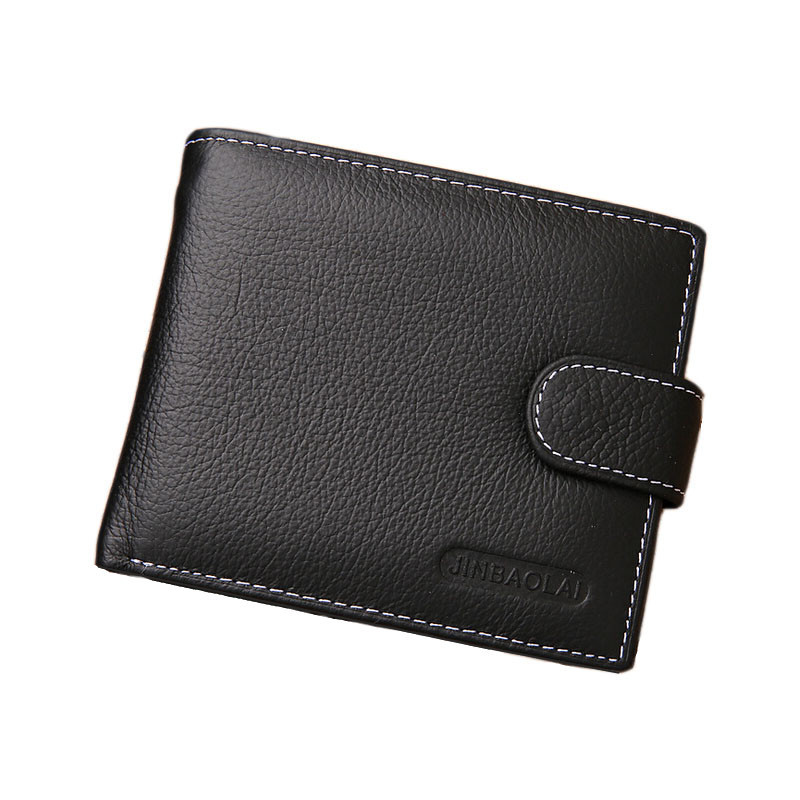 Famous Brand genuine leather men wallet High quality leather mens wallet fashion men purse with Coin Pocket JIMEI-00934(China (Mainland))