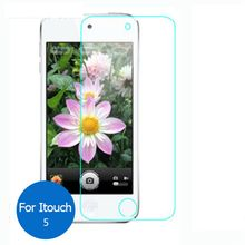 For Apple ipod touch 5 Tempered glass Screen Protector 9h 0.3mm Protective Glass Film On Itouch 5th