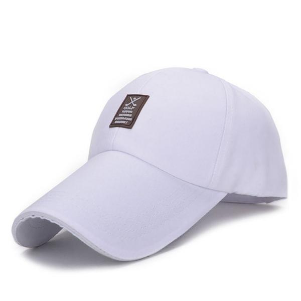 Unisex Men Women Sport Outdoor Exercise Baseball Cap Golf Hat Adjustable 1pcs