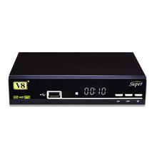 V8 Super-top boxes DVB-S2 IPTV Satellite 1080P Full HD Freesat V8 Super receiver V Box Digital Converter Support IP Camera
