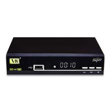 V8 Super-top boxes DVB-S2 IPTV Satellite 1080P Full HD Freesat V8 Super receiver V Box Digital Converter Support IP Camera