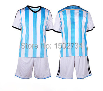 2015 Rushed New world Football Camisa Time Football free Shipping One Jacket And Pant Cheap Authentic Sports Jerseys for Panpasi(China (Mainland))